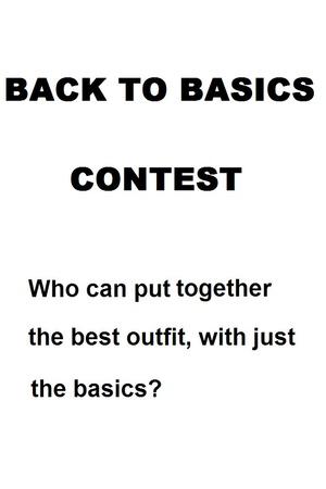 Chictopia's November Contest