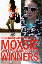Congratulations to our Moxsie Winners!