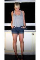 Stalker in Short Shorts