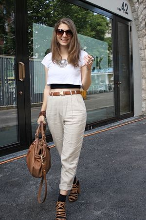 How to Wear Next Brown Linen Pants - Search for Next Brown Linen ...