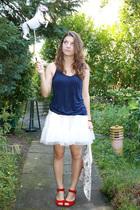 Bata shoes - H&M Kids skirt - BikBok accessories - from Tokyo accessories