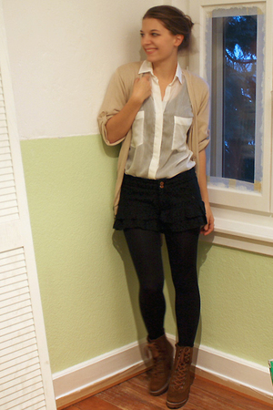 from a local shop in Sydney shorts - Zara blouse - top