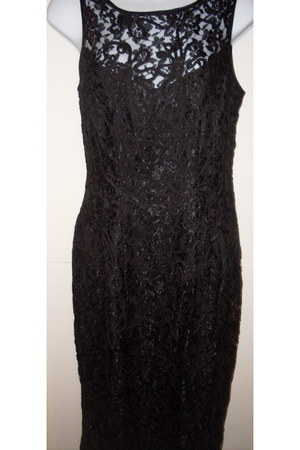 vintage lace ann taylor dress