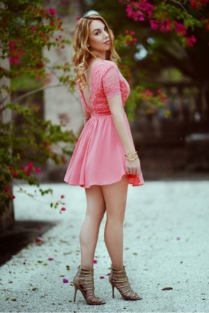 Missguided dress - Missguided hat - Hot Miami Styles sandals