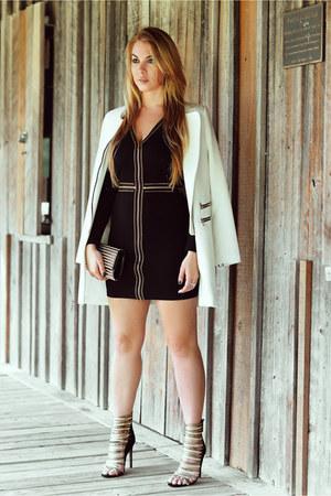 Missguided blazer - hms heels