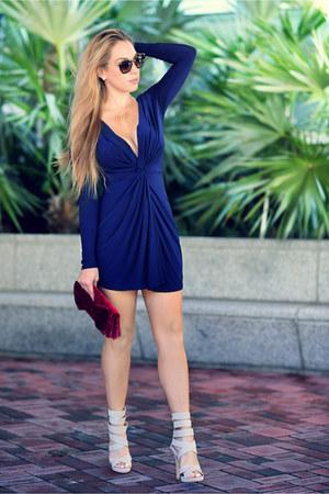 Hot Miami Styles dress - Miu Miu sunglasses