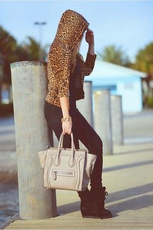 Express jeans - Miu Miu sunglasses