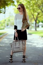 Charlotte Russe dress - Celine bag