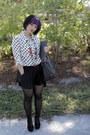 Polka-dots-kardashian-blouse-seychelles-heels