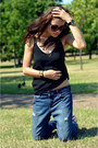 Black-camisole-zara-top-blue-boyfriend-zara-jeans