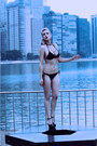 Black-leather-triangl-swimwear-charcoal-gray-body-chain-old-accessories