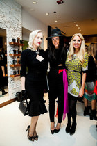 Dolce & Gabbana + EDrop-Off/Christian Siriano Events