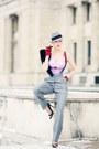 Heather-gray-wool-atelier-jensen-pants