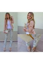 chicnova blazer