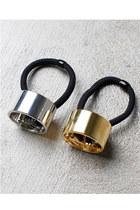 metallic accessories