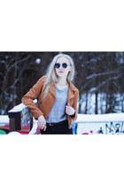 chicnova necklace - chicnova sunglasses