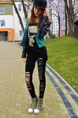 chicnova shirt - chicnova leggings