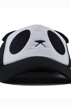 Panda Design Baseball Cap with Velcro Strap Closure