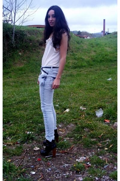 pants - shoes