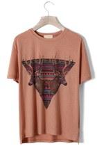 100 cotton Chicwish t-shirt