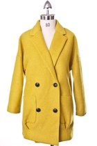 Mustard-wool-chicwish-blazer