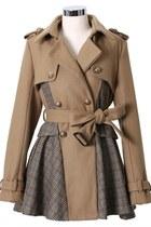 Chicwish-coat