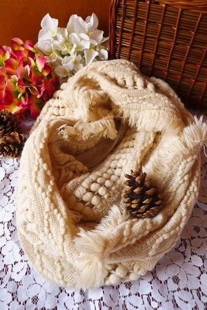angora Chicwish scarf