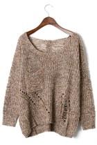 100 acrylic Chicwish sweater