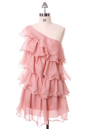 polyester Chicwish dress
