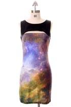 polyester Chicwish dress