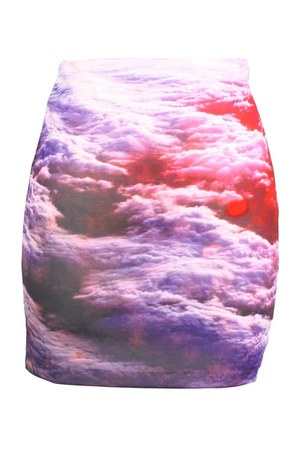 100 polyester Chicwish skirt