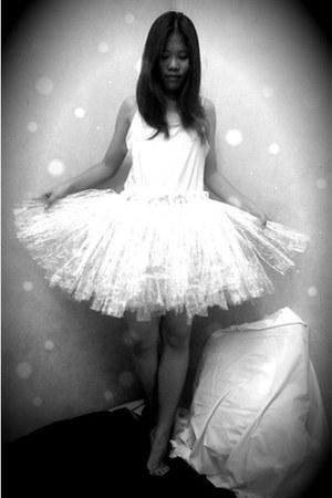DIY skirt - no name top