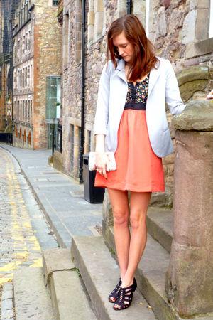 modcloth dress - H&M shoes