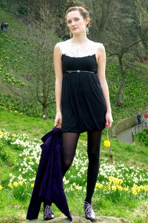 Miss Selfridges dress - modcloth shoes