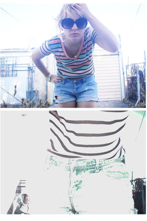Forever 21 shorts - Urban Outfitters t-shirt