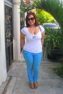 Aquamarine-turquoise-zara-jeans-light-brown-cateye-sunglasses-brown-brown-pi