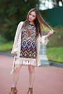 Tassel-shein-dress