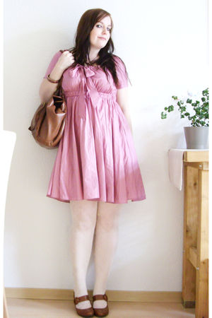 pink Only dress