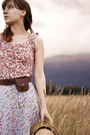 Light-yellow-straw-urban-outfitters-hat-light-purple-thrifted-skirt-brown-th