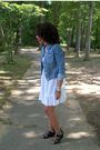 Blue-american-eagle-jacket-black-h-m-shoes-passport-dress