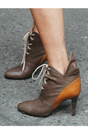 brown Chloe shoes