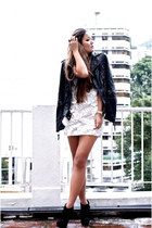 black versace jacket