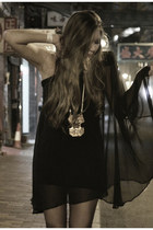 black SGC dress