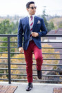 Blue-chookhare-sons-blazer-sprezza-nyc-tie