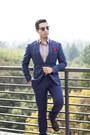 Brown-gordon-rush-shoes-chookhare-sons-blazer-zerouv-sunglasses