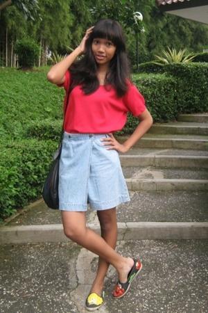 designers originals blouse - Esprit pants - Accent - positively pink shoes