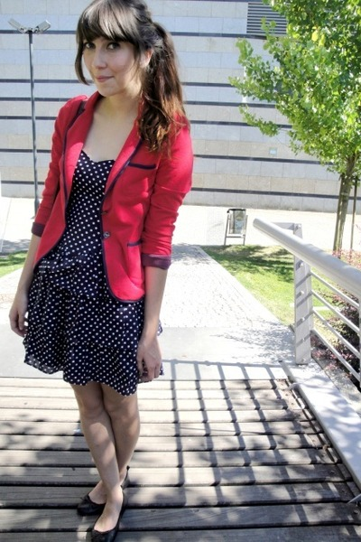 Polka Dots H&m Dress Pull