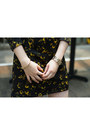 Floral-print-zara-dress-amori-heels-forever-21-bracelet