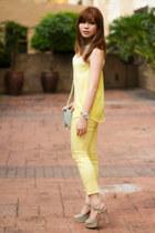 tmc bag - diva accessories - Guess watch - Uniqlo pants