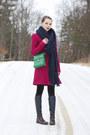 Bcbg-max-mara-coat-miu-miu-boots-forever-21-purse-j-crew-cardigan